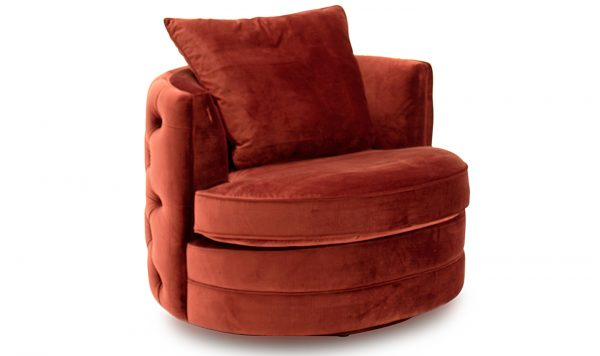 Red Occasional Chair