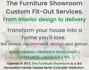 DUBLIN FURNITURE SHOWROOM - INTERIOR DESIGN